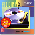 Hard to Find 45s on CD - Vol. 2  1961-64