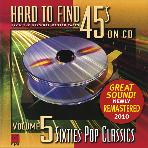 Hard To Find 45s on CD Volume 5