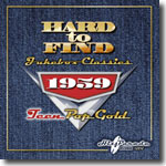 Hard To Find Jukebox Classics 1959: