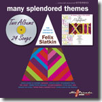 Many Splendored Themes: Two Complete Albums  Performed by The Fantastic Strings of Felix Slatkin